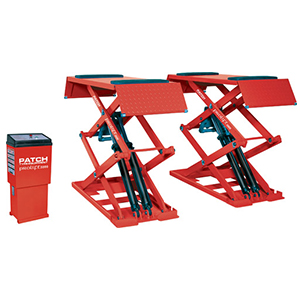 PL-B30Y-Prolift-3000-Small-Platform-Profile-Scissor-Lift