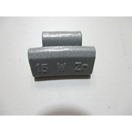 7058229 Alloy Weights 15grm (100 Per Box)
