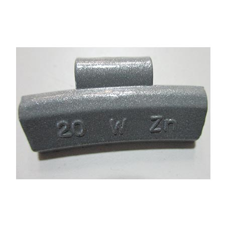 7058236 Alloy Weights 20grm (100 Per Box)