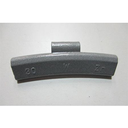 7058250 Alloy Weights 30grm (100 Per Box)