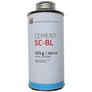 BLUE CEMENT 225grm