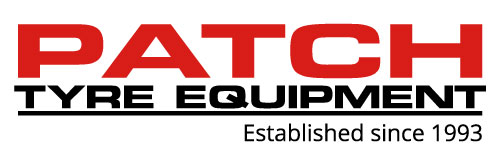 Patch Tyre Equipment Logo