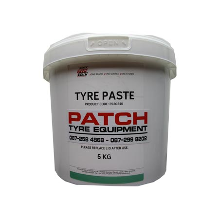 Part Number 5930044 White Tyre Paste 5kg