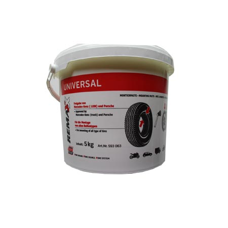 Part Number 5930632 Universal Tyre Paste 5kg