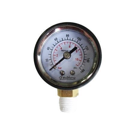 Bead Bazooka Pressure Clock