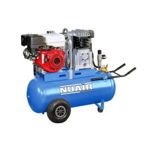 NuAir 5.5 HP Mobile Air Compressor