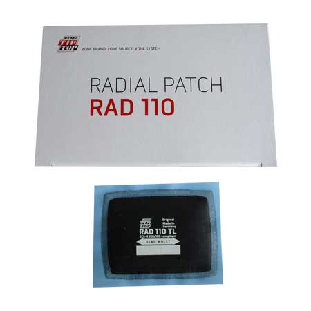Part Number 5121104 Patch110 55X75mm