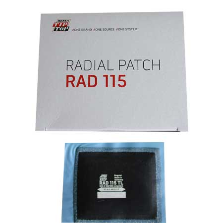Part number: 5121159 PATCH115-75X90mm