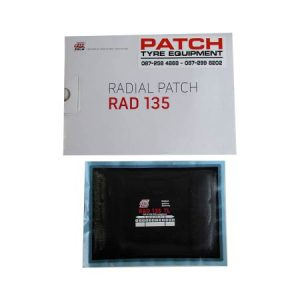 Tyre Patch135 130X180mm